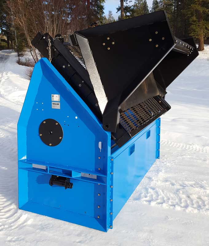 topsoil screener by DeSite
